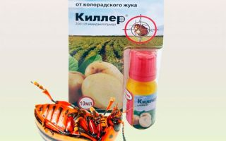 Средство киллер от колорадского жука
